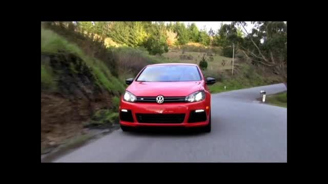 News video: All-new Volkswagen Golf R Review